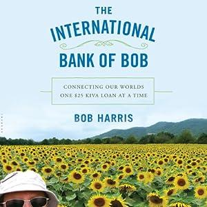 The International Bank of Bob Audiobook