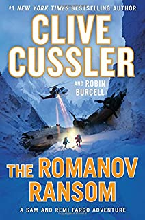 Book Cover: The Romanov Ransom