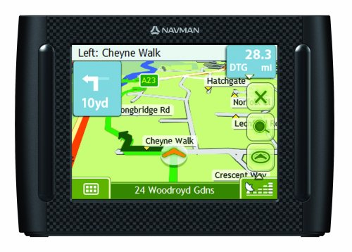Navman F35 Satellite Navigation System