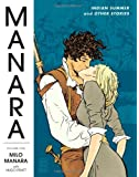 The Manara Library Volume 1: Indian Summer and Other Stories