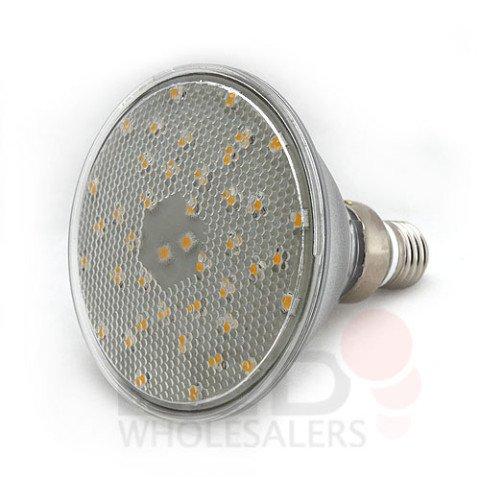 Brightest PAR38 42 White SMD LED Flood Light Bulb, 1314WH-CV