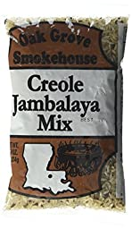 Oak Grove Smokehouse Creole Jambalaya Mix 7.9 oz by Oak Grove