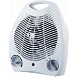 QUEST LOW WATTAGE FAN HEATER