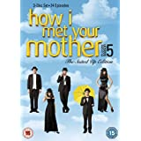 How I Met Your Mother - Season 5 [DVD]by Jason Segel