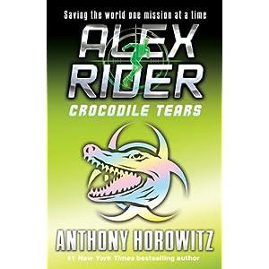 Crocodile Tears (Alex Rider 8) - Anthony Horowitz