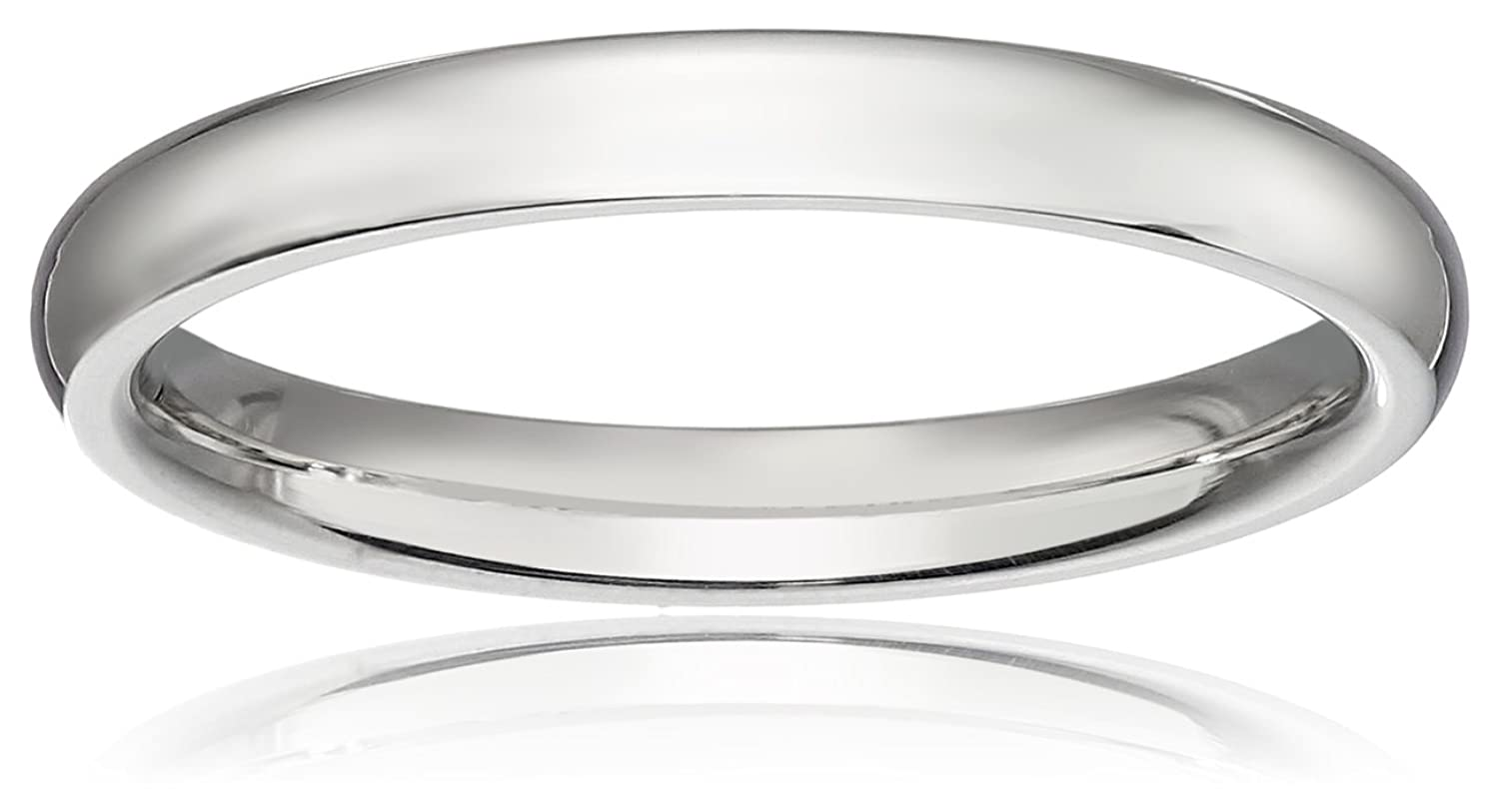 2mm Traditional Plain Wedding Band