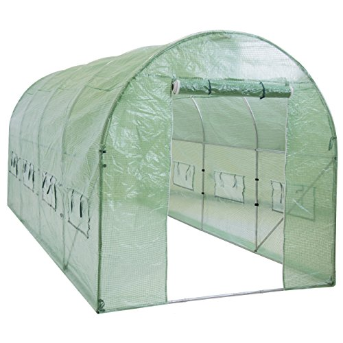 Best-Choice-Products-SKY1917-Walk-In-Tunnel-Green-House-Garden-Plant-15-x-7-x-7
