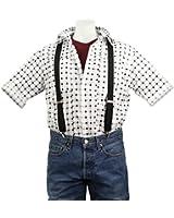 Men's Marty McFly Shirt White