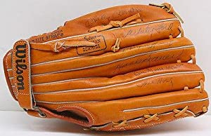Mickey Mantle Whitey Ford Yankees Signed Autographed Glove Ny Yankees - PSA DNA... by Sports Memorabilia