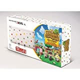 Nintendo 3DS XL Handheld Console with Animal Crossing
