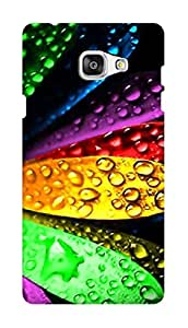 SWAG my CASE PRINTED BACK COVER FOR SAMSUNG GALAXY ON NXT Multicolor