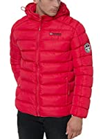 Geographical Norway Chaqueta Guateada Celecte (Rojo)