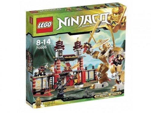 レゴ ニンジャゴー 天空の黄金神殿 70505