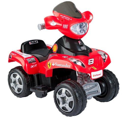 Famosa 800006762 Quad Ferrari