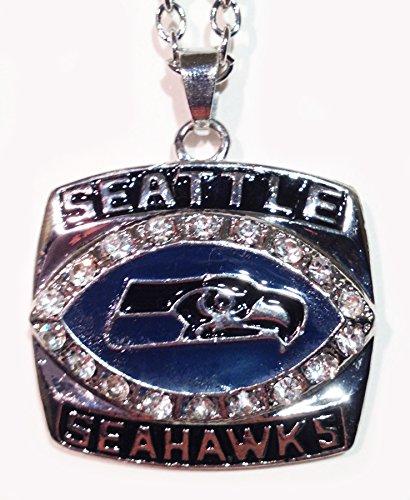 Seahawks womens jewelry seattle seahawks womens jewelry for Sell gold jewelry seattle