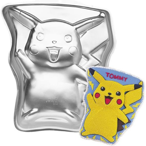 Wilton Pokemon Cake Pan