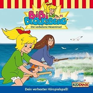 Die Verbotene Hexeninsel (Bibi Blocksberg 95) Hörspiel