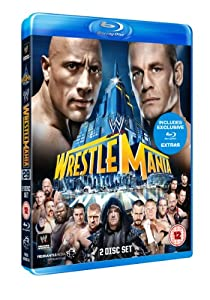 WWE: Wrestlemania 29 [Blu-ray]