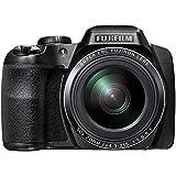 Fujifilm S9900W Bridge 16Mp (BSI-CMOS) Wi-Fi Contrôle à Distance Viseur Electro. 920K Points Zoom 50x 24-1200mm Full HD Noir