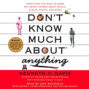Don't Know Much About Anything Hörbuch