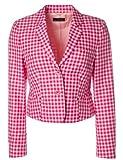 STRENESSE by GABRIELE STREHLE Blazer Jacket rosa, Size 8