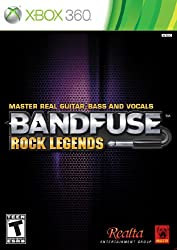 Band Fuse: Rock Legends - Artist Pack