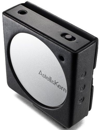 iriver Astell&Kern Lightning対応ポータブルHi-FiオーディオDAC AK10 ブラック AK10-BLK