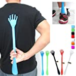 "2 Back Scratcher Shoe Horn 20"" Plasti..."