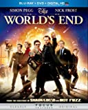 The Worlds End (Blu-ray + DVD + Digital HD with UltraViolet)
