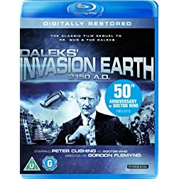 Daleks Invasion Earth 2150 A.D. [Blu-ray]