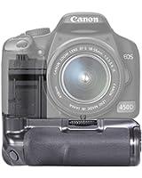Neewer® Batterie Grip Poignée d'Alimentation pour Canon 450D 500D 1000D/Rebel XS XSi T1i Appareil Photo Reflex