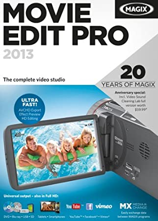 MAGIX Movie Edit Pro 2013 [Download]