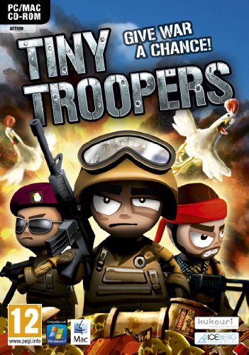 Tiny Troopers (PC/Mac CD) [CD-ROM] [Windows Vista | Windows 7 | Windows XP] [Edizione: Regno Unito]
