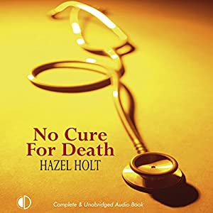 No Cure for Death Audiobook