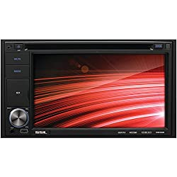 See SSL DD660 In-Dash Double-Din 6.2-inch Touchscreen DVD/CD/USB/SD/MP4/MP3 Player Receiver with Remote Details
