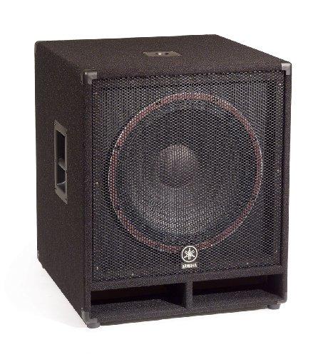 Yamaha Sw118V Carpeted 18-Inch Subwoofer Loudspeaker