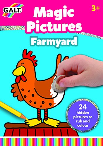 Galt Toys Inc Farmyard Magic Picture Pad