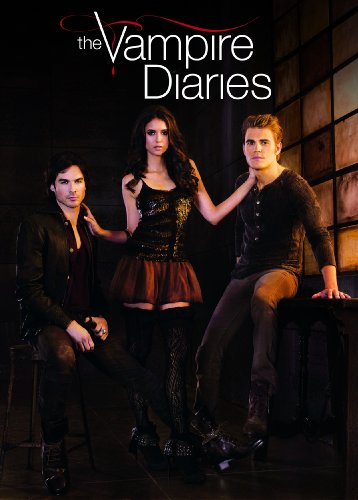 The Vampire Diaries: The Complete Fourth Season [Blu-ray]