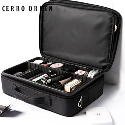 Makeup Train Case -CERROQREEN Professional Beauty