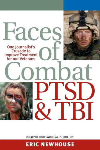 Faces of Combat PTSD and TBI One Journalist