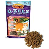 Zuke's Hip Action Natural Cat Treats, Salmon, 3-Ounce