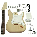Saga ST-10 S Style Electric Guitar Kit