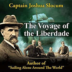 Voyage of the Liberdade Audiobook