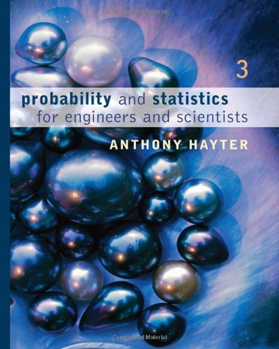 Probability and Statistics for Engineers and Scientists...