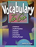 img - for Vocabulary To Go  book / textbook / text book