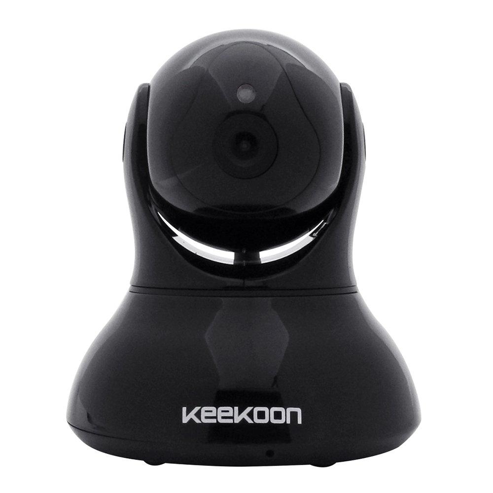 Keekoon 1280 x 720P HD Wireless Wifi Wlan IP  Überwachungskamera Schwarz T2  BaumarktKundenbewertung und Beschreibung