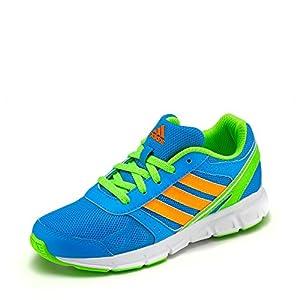 adidas Sportschuh, Groesse 35, türkis/grün