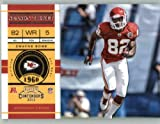 2011 Playoff Contenders #42 Dwayne Bowe - Kansas City Chiefs (Season Tickets) (Football Cards) at Amazon.com