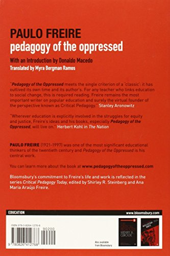 the pedagogy of the oppressed Pedagogy of the oppressed questions and answers - discover the enotescom community of teachers, mentors and students just like you that can answer any question you might have on pedagogy of the oppressed.