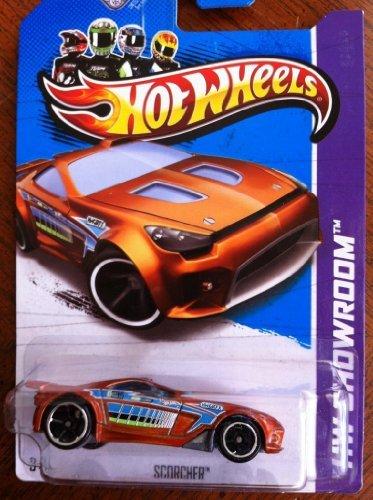 2013 Hot Wheels Hw Showroom Scavenger Hunt [4/6] - Scorcher - 1
